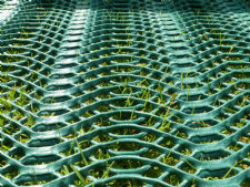 Grass Reinforcement Mesh 2.5m x 5m 11mm Thick Heavy Duty Protection